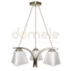 Lampa wisząca Lemir Lori satynowa O1403 SAT ...