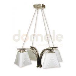 Lampa wisząca Lemir Lori satynowa O1404 SAT ...