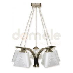 Lampa wisząca Lemir Lori satynowa O1405 SAT...