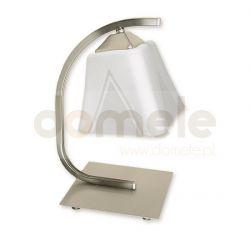 Lampa stołowa Lemir Lori satynowa O1408 SAT...
