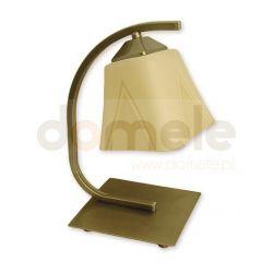 Lampa stołowa Lemir Lori oliwkowa O1408 OLM...