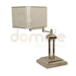 Lampka stołowa Lemir Helion nikiel O1378 NK...