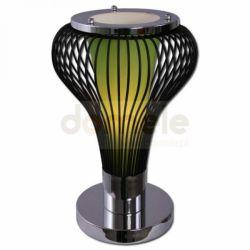 Lampka stołowa Lis Pera zielona 2162B Z...
