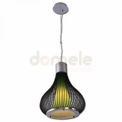 Lampa wisząca Lis Pera zielona 2161Z Z...