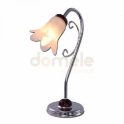 Lampka biurkowa Lis Prima srebrna 0212B...