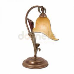 Lampka biurkowa Lis Renesans miedź 0110B...