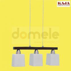 Lampa wisząca regulowana Kaja K-JZ-870-340WN wenge...