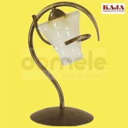 Lampa stołowa Kaja Magnus K-1184 stary brąz...