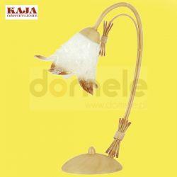 Lampa stołowa Kaja Zapałka K-1224 krem biały...