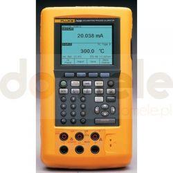 Dokumentujący kalibrator przemysłowy FLUKE 743B...