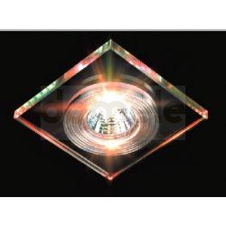 Oprawa halogenowa Italux Oczko szklane kwadratowa 1 x 50W...