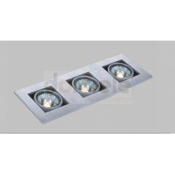 Oprawa halogenowa Italux Downlights GU10 3 x 50W...