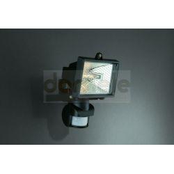 Lampa halogenowa zewnętrzna Massive Faro 150W z czujnikiem ruchu czarna...