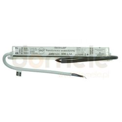 Transformator wodoodporny ECO-LED IP67 30W...