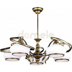 Lampa wisząca Aldex Retro I 5 x 60W...