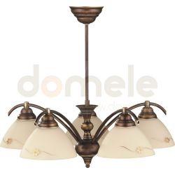 Lampa wisząca Aldex Hit 5 x 60W...