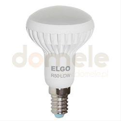 Żarówka 36 LED SMD Elgo R50-LCW 3W 5500 - 7000 K obudowa biała...