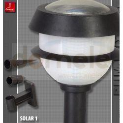 Lampa ogrodowa solarna LED Rum-Lux SOLAR-1...