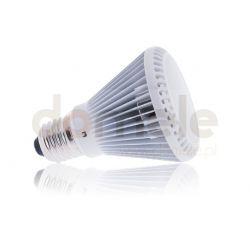 Żarówka LED Max-Led 8W 450 lm SMD 3014 PAR 22 SPOT LIGHT BIAŁA CIEPŁA...