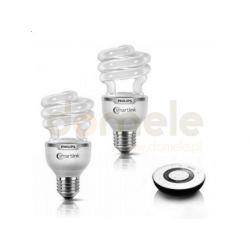 Świetlówki energooszczędne Philips LivingAmbiance ściemnialne 92618/70/0...