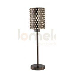 Lampa stołowa Markslojd Vislanda czarny chrom/kryształ 101825...
