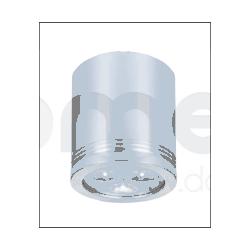 Lampa sufitowa natynkowa LED Elkim 3x1W LDC304 - DARMOWA WYSYŁKA!!!...