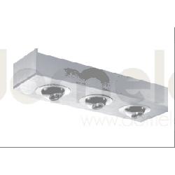Lampa sufitowa natynkowa LED Elkim 3x3W 3200/6000K LDC403 - DARMOWA WYSYŁKA!!!...