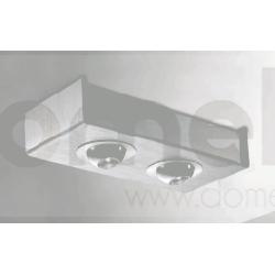 Lampa sufitowa natynkowa LED Elkim 2x3W LDC402 - DARMOWA WYSYŁKA!!!...