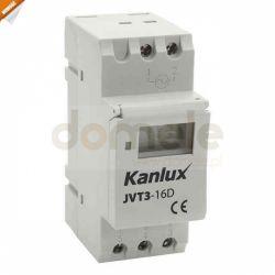 Elektroniczny programator czasowy Kanlux JVT3 18720...