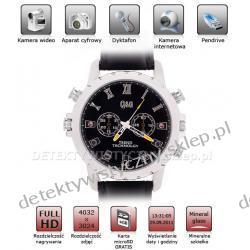 Zegarek szpiegowski EJ-DVR-109C Kamera FULL HD 1080P + Tryb Nocny