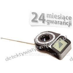 Nowoczesny wykrywacz podsłuchów i kamer ETCC309