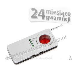 Nowoczesny wykrywacz podsłuchów i kamer ET-RF