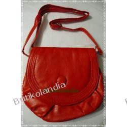 damska torebka czerwona