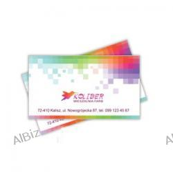 Wizytówka PLASIC 0,7/90x50/250szt