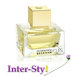 DAVID BECKHAM INTIMATELY YOURS FOR HER EDT 75 ML