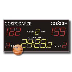 Tablica do Hal Sportowych K&G TZG-200