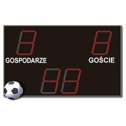 Tablica na Boisko i Stadion K&G TZG -ST10
