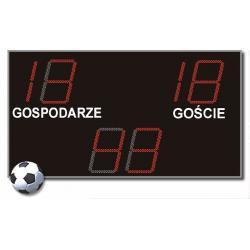 Tablica na Boisko i Stadion K&G TZG-ST11