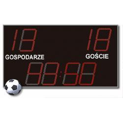 Tablica na Boisko i stadion K&G TZG-ST12