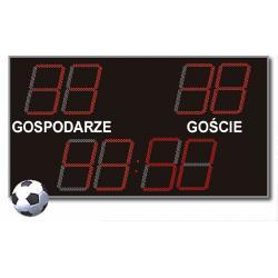 Tablica na Boisko i Stadion K&G TZG-ST13