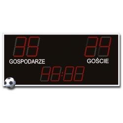 Tablica na Boisko i Stadion K&G TZG-ST20