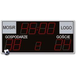 Tablica na Boisko i Stadion K&G TZG-ST30