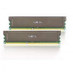 GeIL Dual 2x 2GB DDR3 1333 MHz CL9