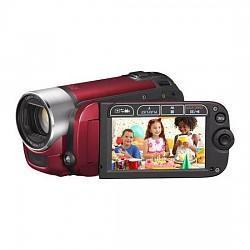 Canon kamera cyfrowa Legria FS306 czerwona