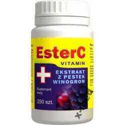 Ester C - Ekstrakt z pestek winogron + witC
