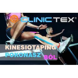 Kinesio taping - elastyczna taśma - rehabilitacja