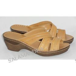 Klapki damskie RelaxShoe 12610
