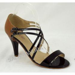 Sandały damskie Stella Glanz 11831B