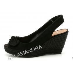 Sandały Damskie Clarks Sydnee Bahama2 black