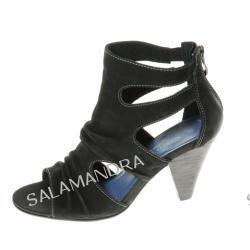 Sandały damskie Wendel 28355/26 001 black
